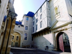 Logis Barrault - English:   Logis Barrault (Angers, France)