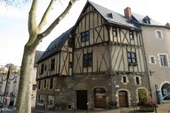 Maison -  Les châteaux de la Loire.