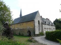 Ancien prieuré de la Primaudière (également sur commune de Juigné-des-Moutiers (44) ) - English: La Primaudière (chapelle et logis)