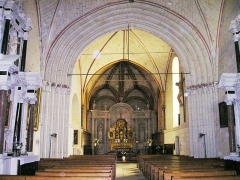 Eglise Saint-Michel - Deutsch: ontevraud-l'Abbaye,_Saint-Michel_innen