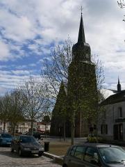 Eglise -  Le May-sur-Èvre - Église.