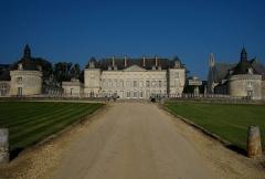 Château de Montgeoffroy -  Castle Montgeoffroy, located near the village of Mazé in the county of Maine-et-Loire/France
