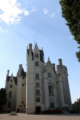 Château - Château de Montreuil-Bellay.