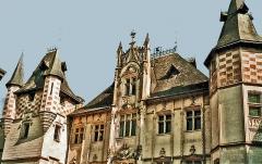 Hôtel de ville - Français:   15è au 18è siècle