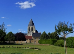 Eglise Saint-Vincent - Français:   Église saint-Vincent de Vernoil-le-Fourrier