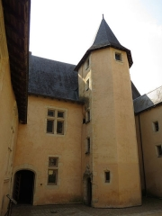 Couvent des Ursulines - This image was uploaded as part of Wiki Loves Monuments 2012.