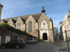 Eglise Notre-Dame des Cordeliers - English: Eglise des Cordeliers, Laval, Mayenne, France.
