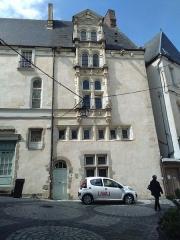 Maison Renaissance dite du Grand-Veneur - Français:   Maison du Grand-Veneur à Laval (53), le 11 avril 2017.