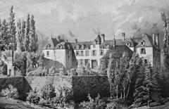 Château de Montfléaux - Français:   Château de Montflaux