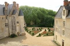 Château de Courtanvaux - Français:   Le château de Courtanvaux à Bessé-sur-Braye, Sarthe, France
