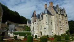 Château de Courtanvaux - Français:   Château de Courtanvaux