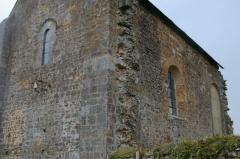 Chapelle d'Etival -  chapelle de l'abbaye d'Etival-en-Charnie