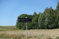 Dolmen dit La Pierre couverte - Nederlands: Dolmen de la pierre couverte bij Dunau, Sarthe