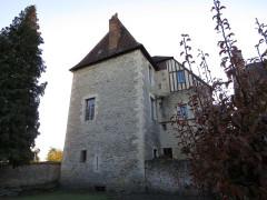 Château - Français:   Logis seigneurial