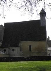Château - Français:   Chapelle près du château à La Ferté-Bernard (72).