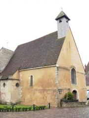 Château - Français:   La Ferté-Bernard - Chapelle Saint-Lyphard