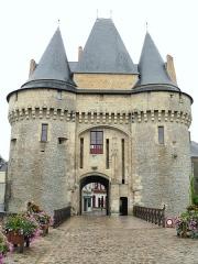 Porte - Français:   La Ferté-Bernard - Porte Saint-Julien