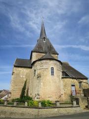 Eglise - Français:   Eglise Saint-Martin