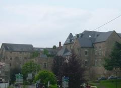 Château des Comtes du Maine -  Palais des Comtes du Maine actuellement Hotel de ville du Mans