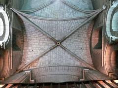 Eglise Notre-Dame-du-Pré - English: Notre-Dame-du-Pré's church of Le Mans (Sarthe, Pays-de-la-Loire, France).