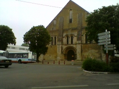Hôtel-Dieu de Coeffort -  Eglise de la mission au Mans