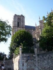 Sol de maison à maison -  La cathédrale place des jacobins le mans