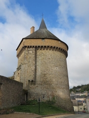 Château - This image was uploaded as part of Wiki Loves Monuments 2012.