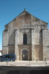 Eglise - Deutsch:   Katholische Kirche Notre-Dame-des-Anges in Angles im Département Vendée (Pays de la Loire/Frankreich)