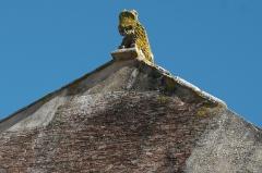 Eglise - Deutsch:   Katholische Kirche Notre-Dame-des-Anges in Angles im Département Vendée (Pays de la Loire/Frankreich), Malebête