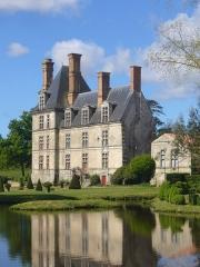 Château de la Guignardière - Français:   Photos du Château de la Guignardière