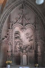 Eglise Saint-Jean - Deutsch: Katholische Pfarrkirche Saint-Jean in Fontenay-le-Comte im Département Vendée (Pays de la Loire/Frankreich)