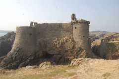 Château - English: The Old castle. Île d'Yeu. France