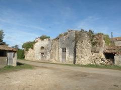 Abbaye de Lieu-en-Jard ou Lieu-Dieu - Français:   Abbaye de Lieu-Dieu à Jard-sur-Mer
