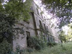 Château du Parc Soubise - English: castle of Parc-Soubise; Mouchamps (Vendée)
