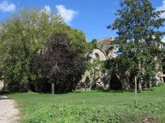 Abbaye des Fontenelles -  La Roche-sur-Yon (Vendée, France), ancienne abbaye des Fontenelles.