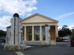 Théâtre -  Ancien de la Roche-sur-Yon, place Olof Palme