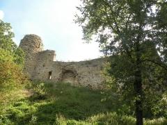 Château - Français:   Château de Talmont-Saint-Hilaire