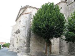 Eglise du Simon-la-Vineuse -  Église du Simon-la-Vineuse