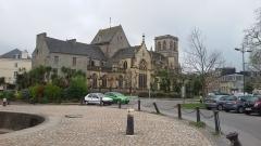 Basilique Sainte-Trinité -  Basilique Sainte-Trinité à Cherbourg-Octeville.