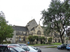 Basilique Sainte-Trinité -  Basilique Sainte-Trinité de Cherbourg, Lower Normandy, France