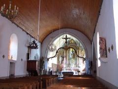Eglise - Français:   Église Saint-Martin de fr:Gonneville
