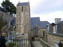 Eglise paroissiale -  eglise au mont st michel