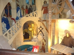 Villa Saint-Michel - English: Museum in Mont Saint-Michel.