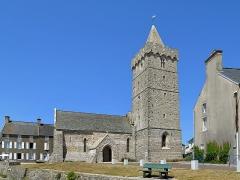 Eglise Notre-Dame - Français:   Portbail (Manche)