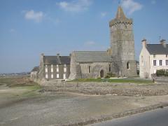 Eglise Notre-Dame - Français:   église Notre-Dame, Portbail, Normandie