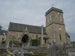 Eglise - Français:   Saint-Jean-le-Thomas, Manche