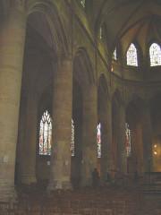 Eglise Notre-Dame -  Notre-Dame church, Saint-Lô