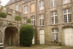 Hôtel de Grandval-Caligny - Français:   Valognes - Hôtel de Grandval-Caligny