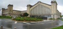Ancienne gare maritime -  Cherbourg (France): Gare transatlantique