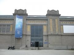 Ancienne gare maritime -  Cité de la Mer à Cherbourg